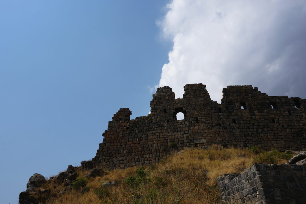 AMBERD FORTRESS古城