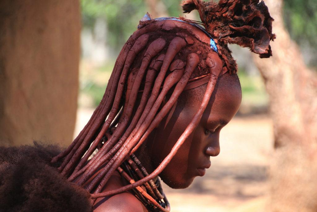 世界一美しいヒンバ族