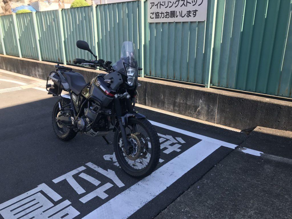 ユーザー車検対策バイク