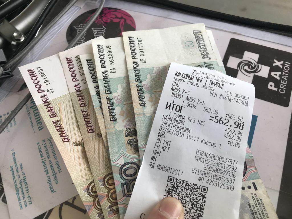 ロシア紙幣