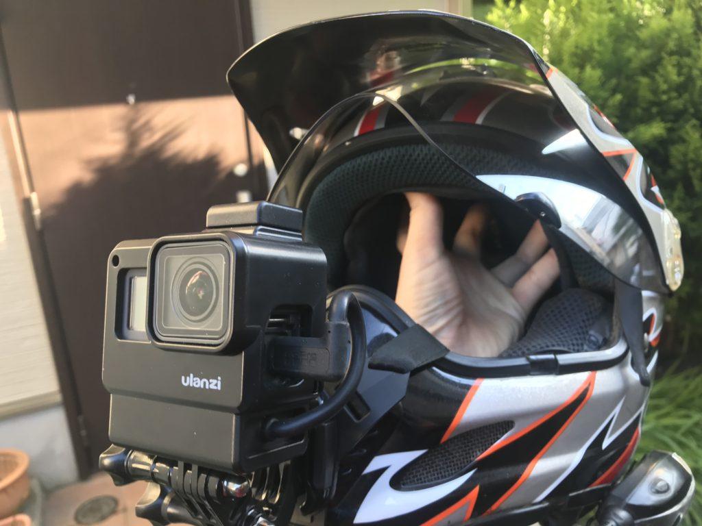 HEROヘルメットマウント