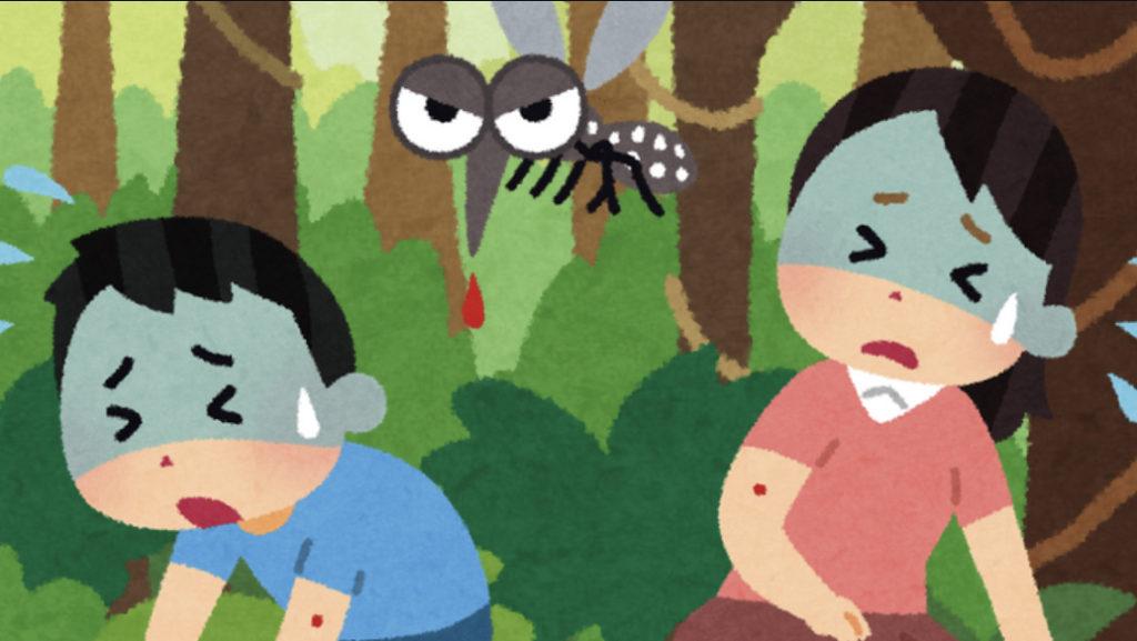 マラリア予防は慎重に