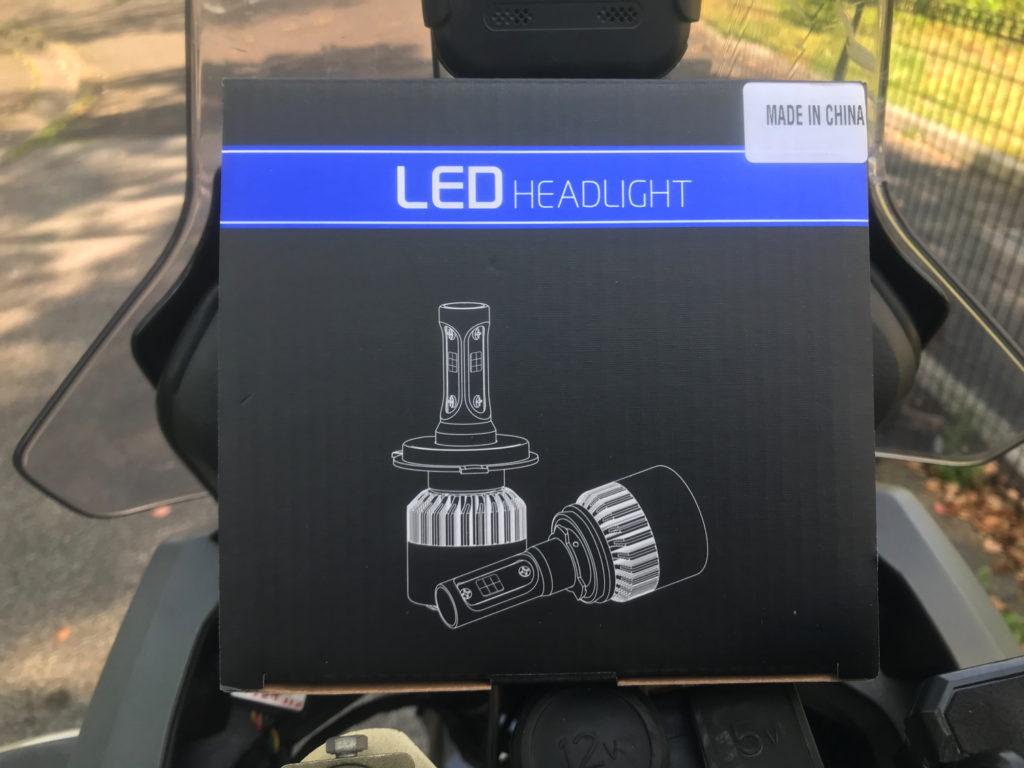 Autofeel社製LEDライト