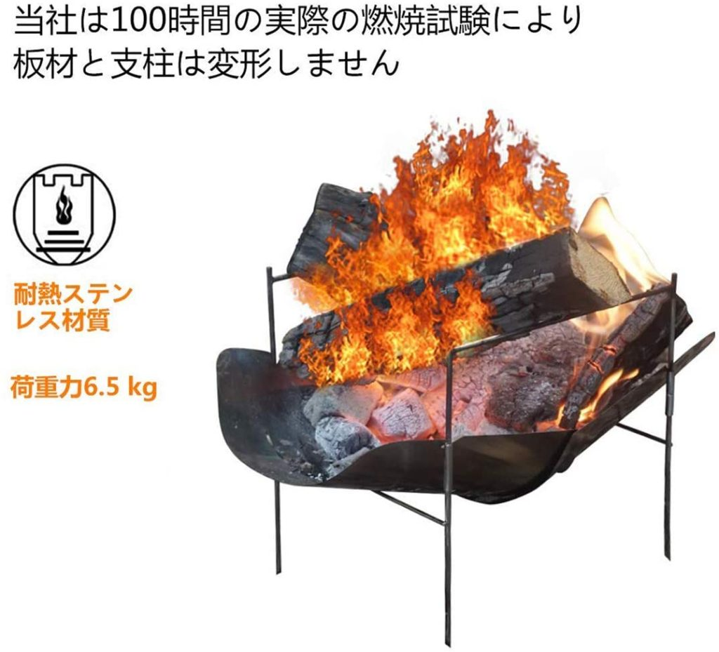 picogrill燃焼実験