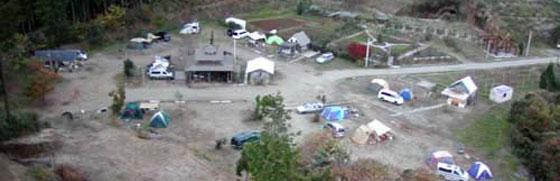風の村オートキャンプ場