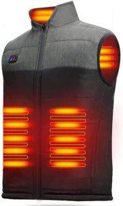 クリスマスに貰いたい電熱ウェア