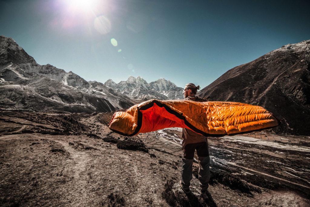 バイクキャンプにお勧めの寝袋5選